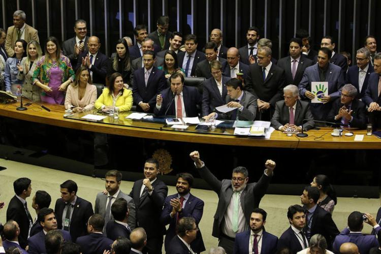 Presidente da Câmara disse que votação do 2º turno ficará para 6 de agosto - Foto: Fabio Rodrigues Pozzebom l Agência Brasil