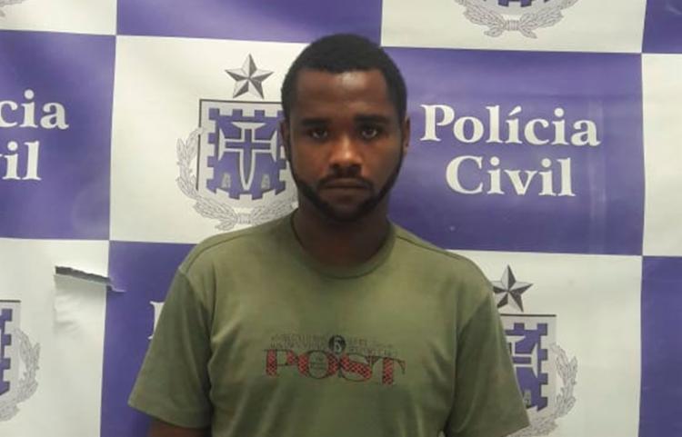 Leonardo Ferreira Almeida, de 23 anos, já possui passagens pela polícia - Foto: Divulgação   SSP