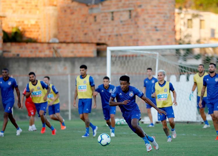 Tricolor baiano tenta acabar com um jejum de títulos nacionais que já dura 31 anos - Foto: Felipe Oliveira | EC Bahia