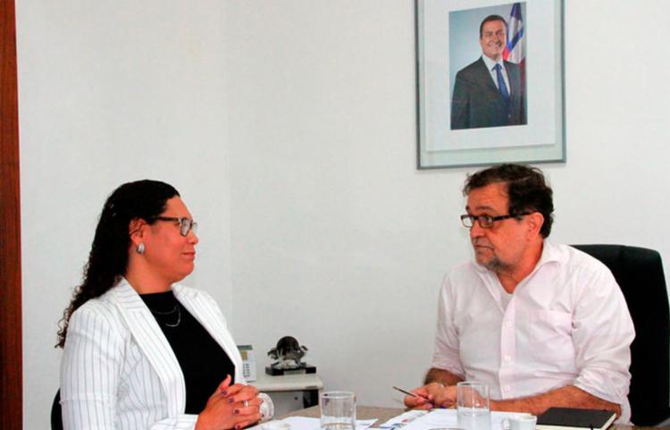 O Estado tem buscado promover a integração entre as secretarias para que as políticas públicas sejam mais concretas - Foto: Divulgação | Seplan