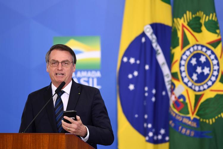 A reforma da Previdência está prevista para começar a ser votada nesta terça-feira na Câmara - Foto: Evaristo Sa   AFP