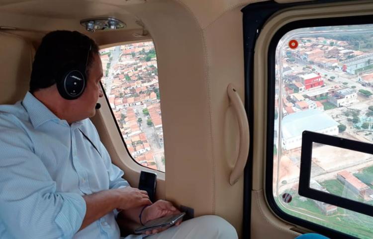 Governador monitorou a situação nas regiões para definir as medidas a serem adotadas - Foto: Divulgação | GOVBA