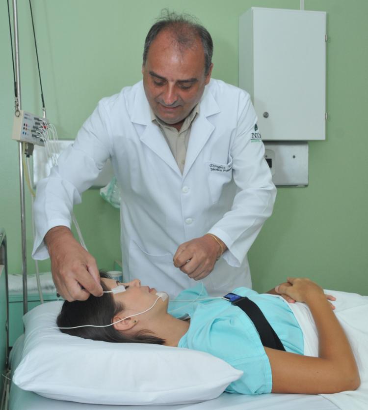 O centro também conta com atendimento e tratamento gratuito - Foto: INOOA | Divulgação