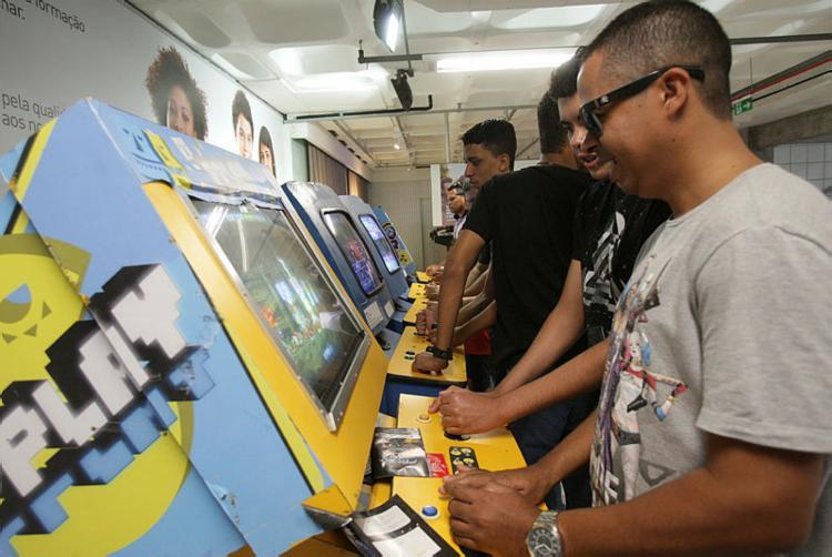 Evento pretende reunir 5 mil gamers - Foto: Margarida Neide | Ag. A TARDE