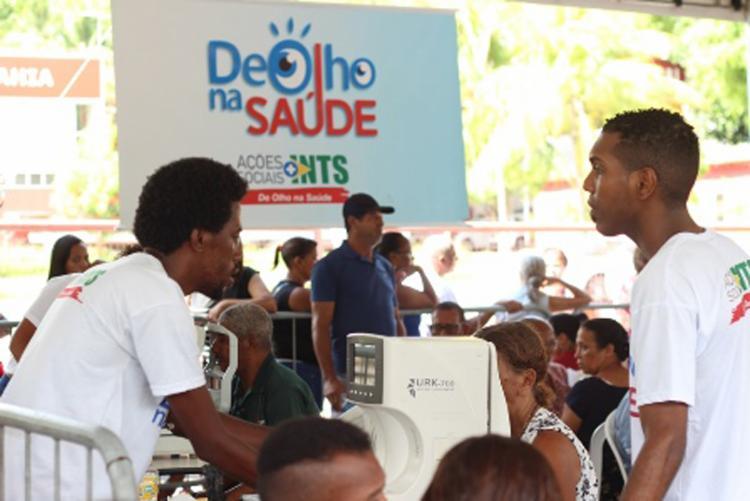 Os projetos irão desenvolver atividades no Conjunto Residencial Lagoa da Paixão - Foto: Divulgação