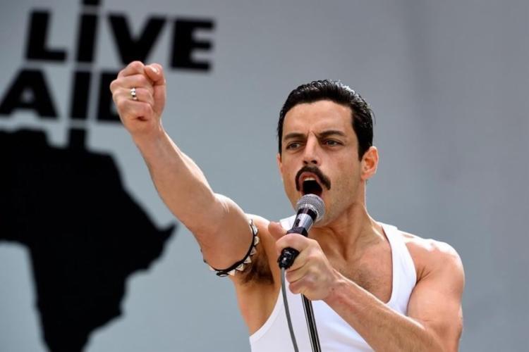 Bohemian Rhapsody é uma das apostas na categoria Melhor Longa Metragem Estrangeiro - Foto: Divulgação