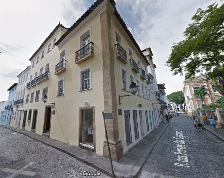 Museu Eugênio Texeira Leal sedia primeiro dia de evento - Foto: Reprodução | Google Street View