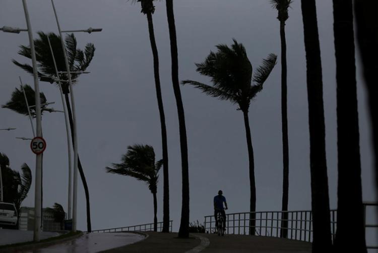 Capitania dos Portos da Bahia emitiu nota sobre mudança climática - Foto: Raul Spinassé | Ag. A TARDE