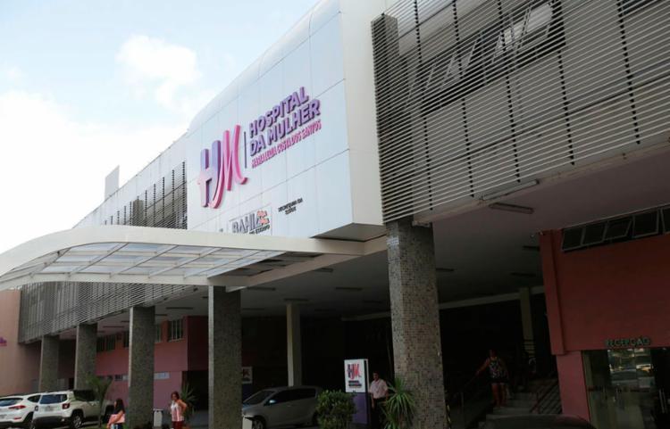 Novos leitos firmam a posição do Hospital da Mulher como maior unidade dedicada às doenças específicas do aparelho reprodutor feminino no Brasil - Foto: Uendel Galter | AG. A TARDE
