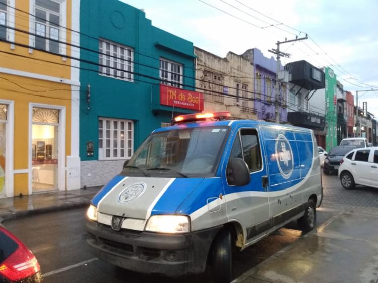 O caso aconteceu na tarde desta segunda-feira, 8 - Foto: Natália Figueiredo | Ag. A TARDE