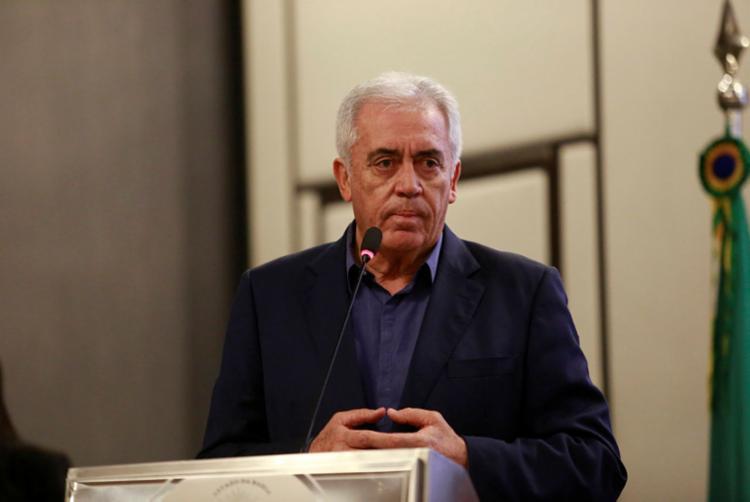 Otto quer que os parlamentares revejam o voto favorável dado à reforma - Foto: Luciano Carcará | Ag. A TARDE