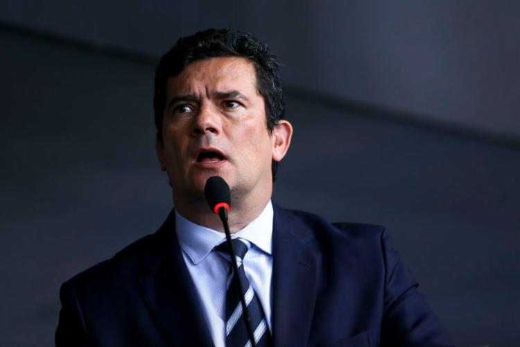 Moro teria avisado sobre a falta de uma informação na acusação contra um réu - Foto: Marcelo Camargo I Agência Brasil