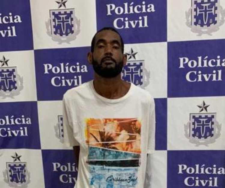 André tem passagens na polícia por tráfico de drogas - Foto: Divulgação I SSP