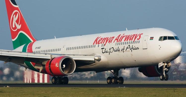 Situação ocorreu em um voo da empresa Kenya Airways - Foto: Reprodução