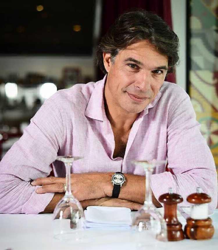 Olivier Anquier é um dos jurados do reality - Foto: Divulgação