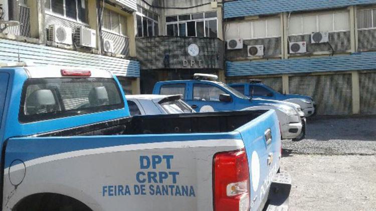 Polícia investiga o caso - Foto: Aldo Matos I Acorda Cidade