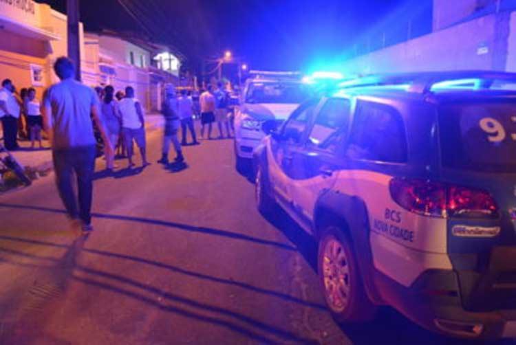 Homem foi morto com tiro na cabeça - Foto: Reprodução I Blog do Anderson