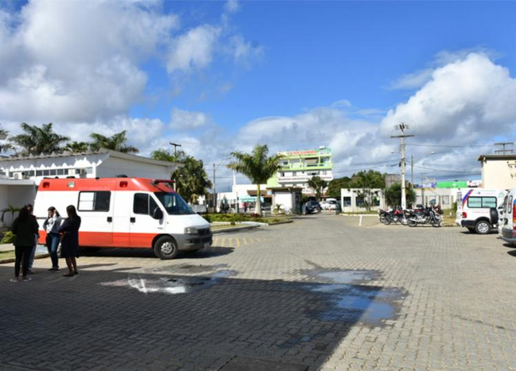 Vítimas foram encaminhadas ao Hospital Geral de Vitória da Conquista - Foto: Divulgação | Blog do Anderson
