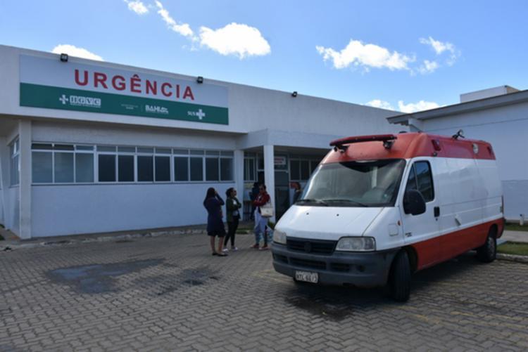 Vítima foi socorrida ao Hospital Geral de Vitória da Conquista - Foto: Divulgação | Blog do Anderson