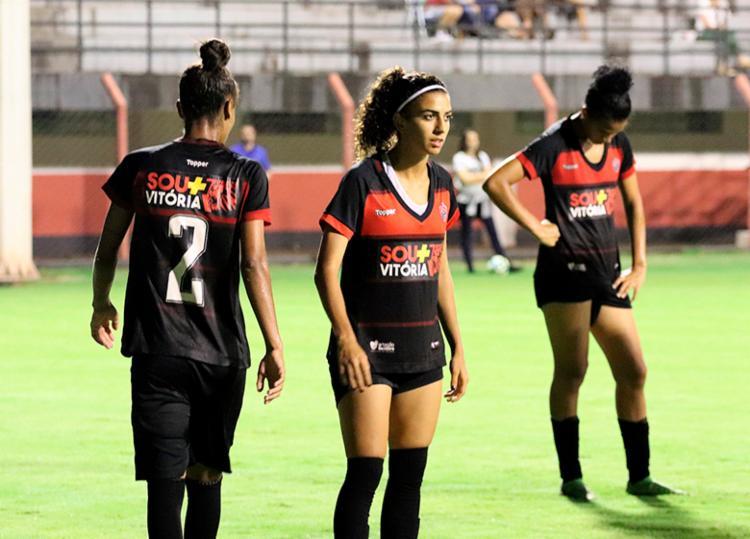Leoas seguem em busca da classificação para as quartas de final no campeonato - Foto: Kadu Brandão   EC Vitória