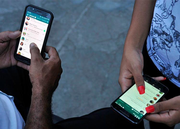 Usuários do aplicativo relatam problemas desde às 10h30 - Foto: Felipe Iruatã | Ag. A TARDE