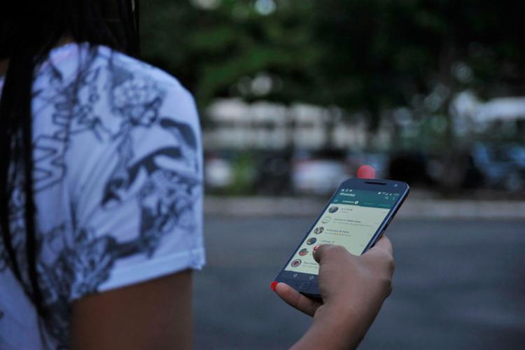 Ministério da Cidadania informa que a comunicação com os beneficiários do Bolsa Família é feita apenas por meio de extrato - Foto: Felipe Iruatã | Ag. A Tarde
