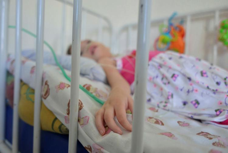 68 das 216 crianças avaliadas tiveram problemas neurológicos detectados - Foto: Shirley Stolze | Ag. A TARDE