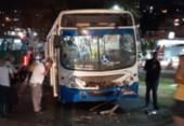 Acidente envolvendo ônibus deixa feridos na Av. Vasco da Gama | Foto: Reprodução | Rede Record