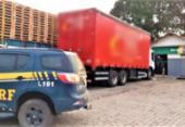 PRF frustra roubo de carga avaliada em R$ 740 mil na BR-101 | Foto: Divulgação | PRF