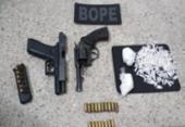 Suspeitos de tráfico morrem e arma australiana é apreendida na RMS | Foto: Divulgação | SSP-BA