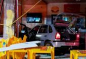 Carro desgovernado invade pizzaria, mata mulher e fere quatro em Barreiras | Foto: Edivaldo Braga | Blogbraga