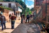 Dois homens são mortos após confronto entre facções rivais em Tancredo Neves | Foto: Nicolas Melo | Ag. A TARDE