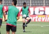 Vitória se reapresenta, treina na Toca e segue para Curitiba | Foto: Letícia Martins | EC Vitória
