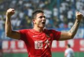 Ex-atacante do Vitória é convocado para seleção da China | Foto: Reprodução | Getty Images