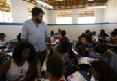 Fragilidades do plano de educação geram queixas | Foto: Joá Souza | Ag. A TARDE