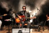Espetáculo musical presta homenagem a Raul Seixas | Foto: Fabiana Passos | Divulgação