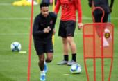 Neymar participa de treino, mas não é relacionado para 2º jogo do PSG no Francês | Foto: Franck Fife | AFP
