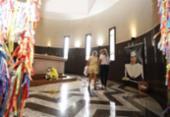 Santuário de Irmã Dulce é interditado para obras; corpo da religiosa fica em túmulo provisório | Foto: Joá Souza l Ag. A TARDE l 12.8.2019