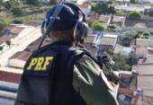 PRF prende 12 pessoas durante operação na BR-101 | Foto: Divulgação | PRF