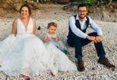 Pais deixam filho usar vestido em casamento e são criticados | Foto: MDWfeatures | Zen Photography