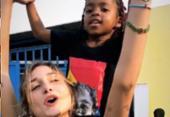 Xuxa se irrita com críticas a Sasha por trabalho voluntário na África | Foto: Reprodução | Instagram
