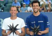 Melo e Kubot conquistam título em Winston-Salem | Reprodução l TenisBrasil
