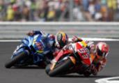 MotoGP: Rins supera Márquez e vence em Silverstone | Adrian Dennis l AFP