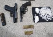 Suspeitos de tráfico morrem e arma é apreendida na RMS | Divulgação | SSP-BA