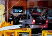 Carro invade pizzaria, mata mulher e fere 4 pessoas | Edivaldo Braga | Blogbraga