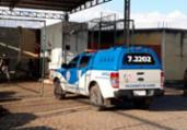 Facas e celulares são apreendidos em presídio de Feira   Aldo Matos   Acorda Cidade
