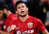 Ex-Vitória, Elkeson pode defender seleção chinesa | Divulgação | Shanghai SIPG