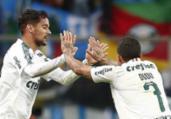 Palmeiras abre vantagem sobre o Grêmio na Libertadores | Itamar Aguiar l AFP
