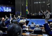 Magistrados protestam contra lei de abuso de autoridade | Roque de Sá I Agência Senado