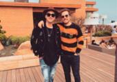 Paulo Gustavo e marido anunciam nascimento dos filhos | Reprodução | Instagram